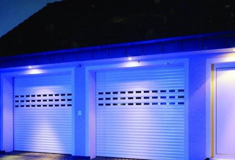 Volets de garage
